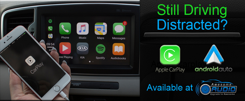 Call us how Apple CarPlay or AndroidAuto can help you stay connected!